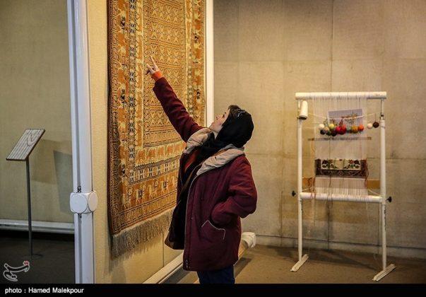 متحف السجاد في ايران 4