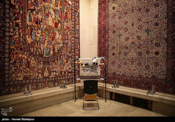 متحف السجاد في ايران 3
