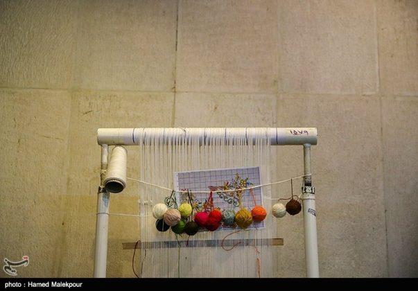 متحف السجاد في ايران 1