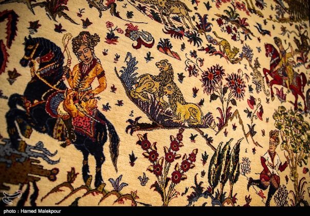 متحف السجاد في ايران 23
