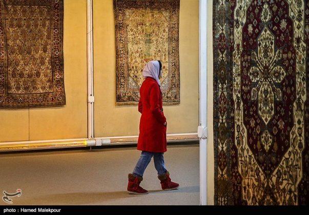 متحف السجاد في ايران 21