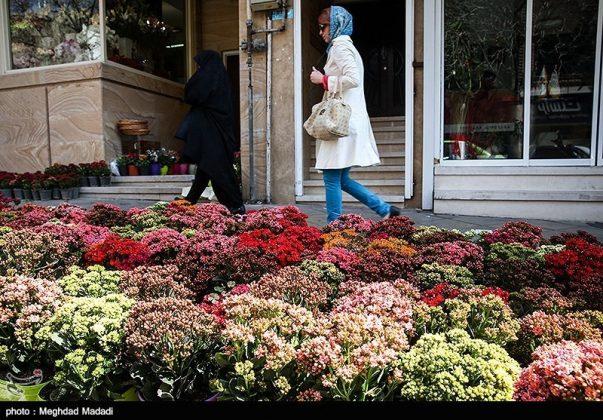 الايرانيون والنوروز 23