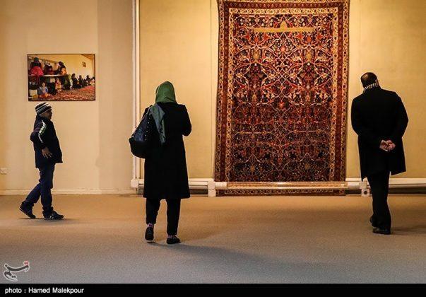 متحف السجاد في ايران 20