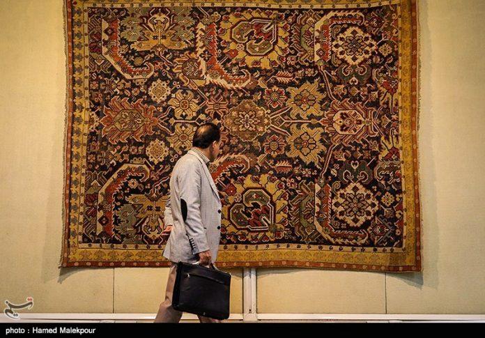 متحف السجاد في ايران