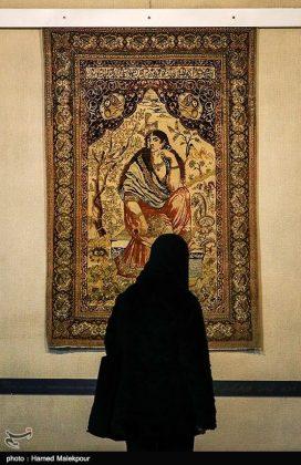 متحف السجاد في ايران 18
