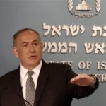 Israeli Prime Minister Benjamin Netanyahu (photo by AFP)