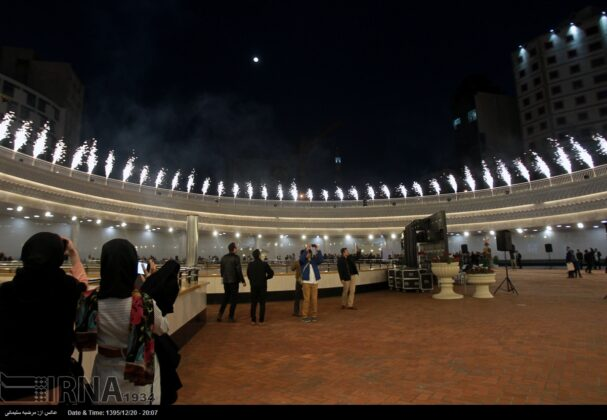 Plaza Opened in Heart of Square in Central Tehran (13)