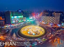 Plaza Opened in Heart of Square in Central Tehran (14)