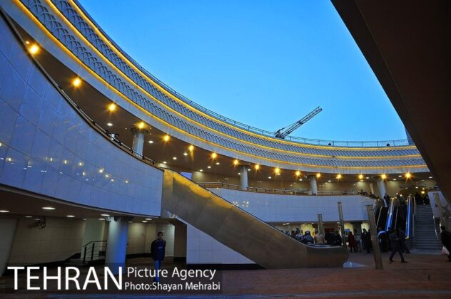 Plaza Opened in Heart of Square in Central Tehran (16)