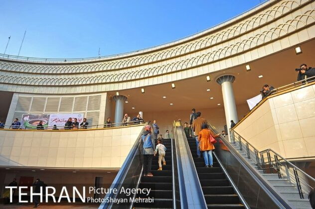 Plaza Opened in Heart of Square in Central Tehran (18)