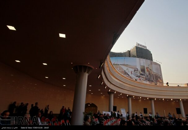 Plaza Opened in Heart of Square in Central Tehran (9)