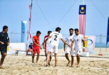 Iran Books Place in 2017 Beach Soccer World Cup in Bahamas