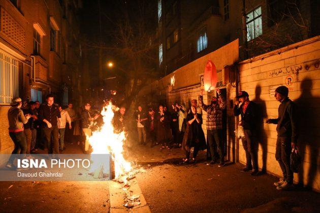 """احتفال الاربعاء """"چهار شنبه سوري"""" -26"""