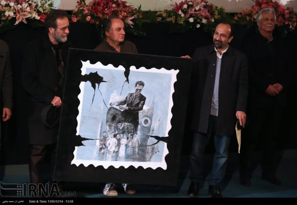 فرهادي في مراسيم الاوسكار- طهران