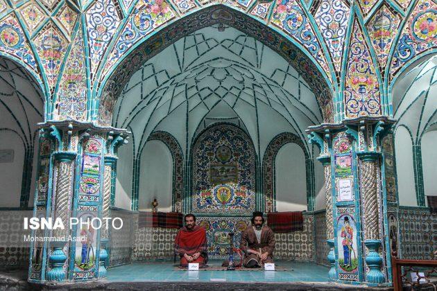 اراك الايرانية.. مدينة بين الجبال (1)