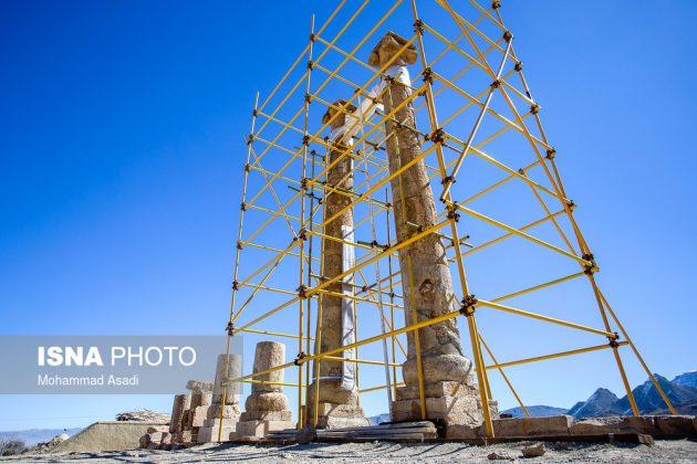 اراك الايرانية.. مدينة بين الجبال (11)
