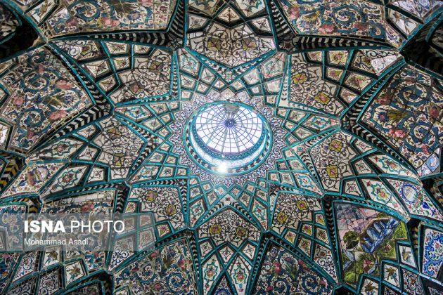 اراك الايرانية.. مدينة بين الجبال (3)