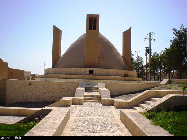 الفن المعماري الايراني .. العبارة الهوائية 1