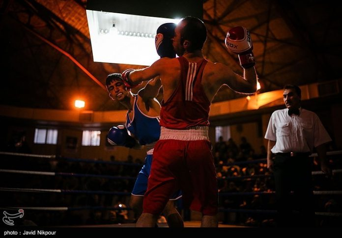 تألق الملاكمين الايرانيين ببطولة طريق الحرير في آذربيجان