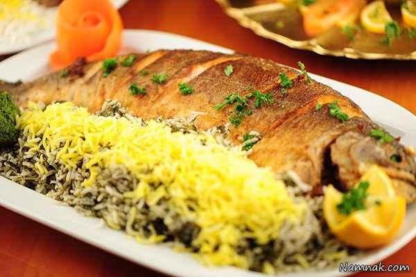 رز سمك من الوجبات التقليدية في عيد نوروز (4)