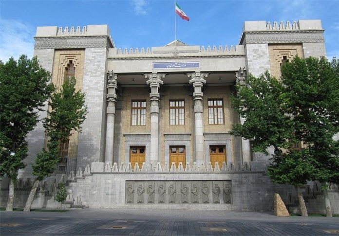 الخارجية الايرانية تدين اعتداء الكيان الاسرائيلي على سوريا