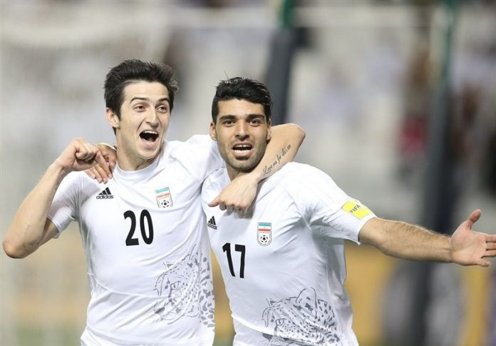 منتخب ايران لكرة القدم يهزم قطر في عقر دارها