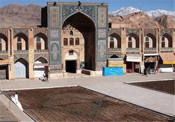1 - الاثارالتاريخية في كرمان الايرانية