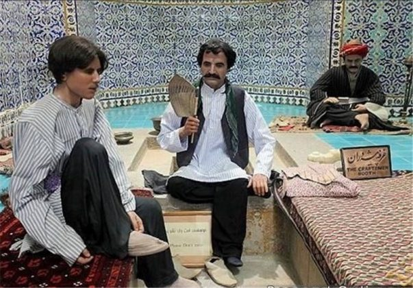 9 - الاثارالتاريخية في كرمان الايرانية