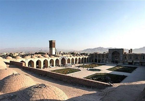 18 - الاثارالتاريخية في كرمان الايرانية