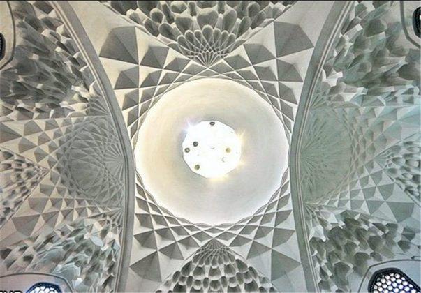 6 - الاثارالتاريخية في كرمان الايرانية