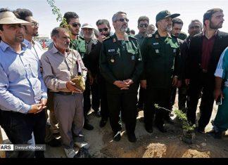 خوزستان الايرانية.. تشجير 4000 هكتار من الأراضي القاحلة