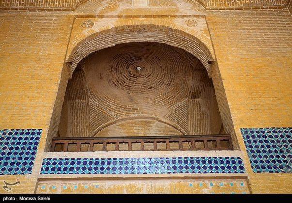 مَنارجُنبان ..المنارة المتحركة باصفهان-16