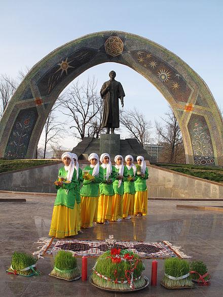 نوروز في طاجيكستان