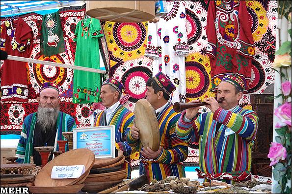 عيد في طاجيكستان
