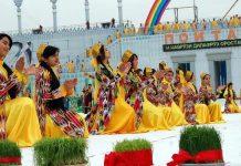 عيد نوروز في طاجيكستان