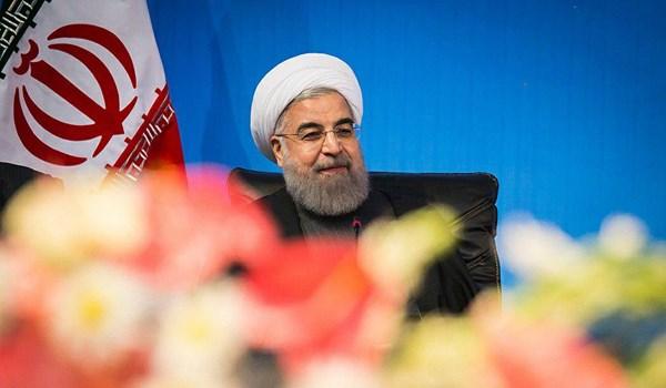 روحاني.. التعاون الايراني الروسي دخل مرحلة جديدة