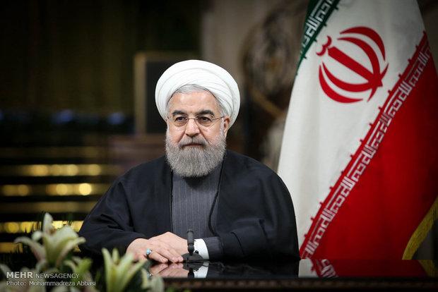 الرئيس حسن روحاني يتقدم على منافسه ابراهيم رئيسي
