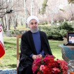 روحاني .. ايران حققت العديد من الانجازات الاقتصادية في العام المنصرم