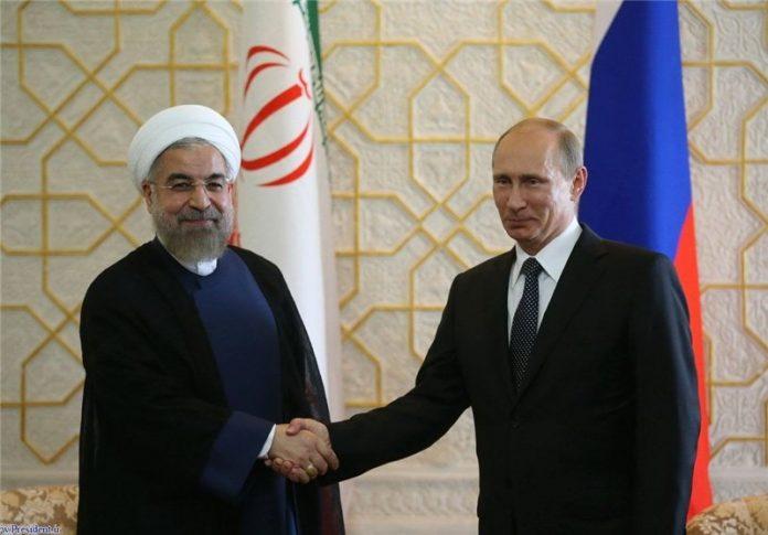 الكرملين.. روحاني الاثنين المقبل في روسيا