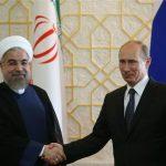 قمّة القمم بين روحاني وبوتين