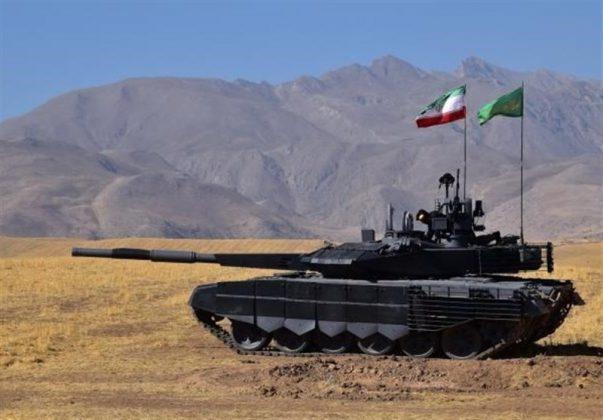 مواصفات وصوراول دبابة ايرانية محلية الصنع (1)