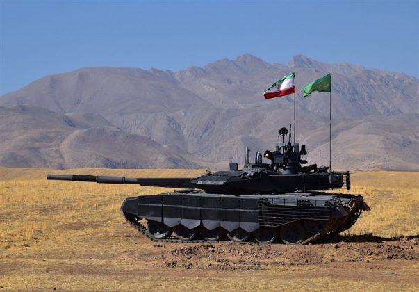 مواصفات وصوراول دبابة ايرانية محلية الصنع (10)