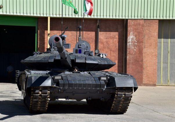 مواصفات وصوراول دبابة ايرانية محلية الصنع (3)
