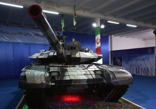 مواصفات وصوراول دبابة ايرانية محلية الصنع (7)