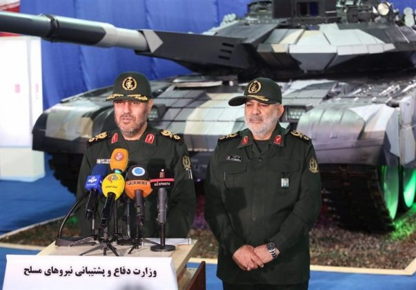 مواصفات وصوراول دبابة ايرانية محلية الصنع (8)