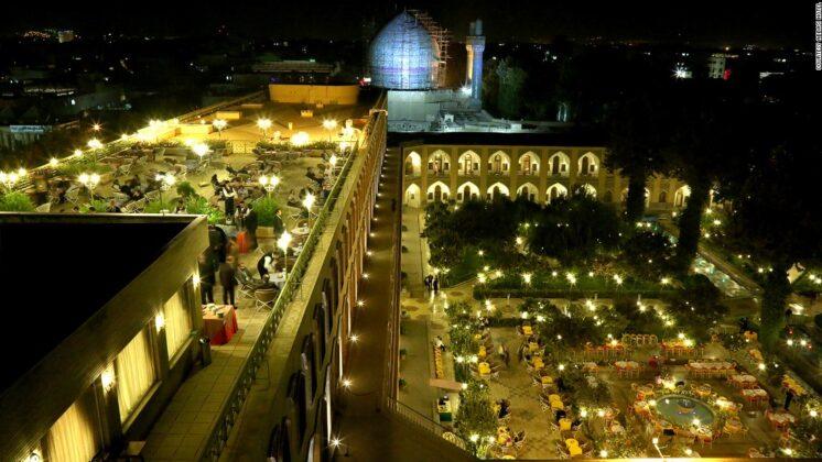 Abassi hotel-Isfahan