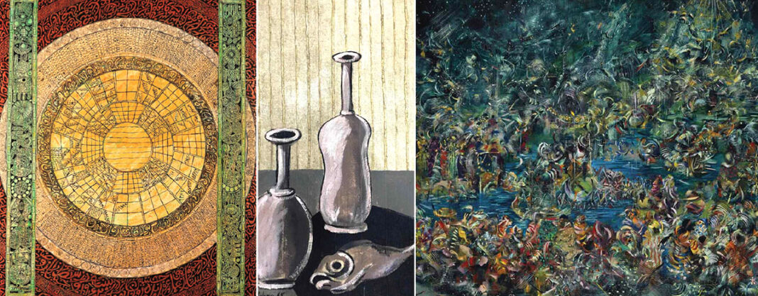 49 Works by 32 Iranian Artists at Christie's Dubai