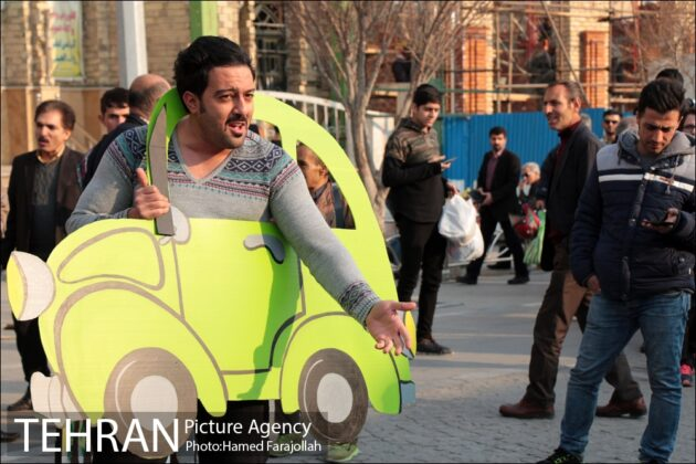 Iranians Running 'No to Road Accidents' Campaign 15
