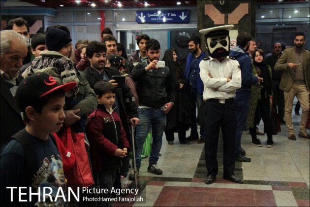 Iranians Running 'No to Road Accidents' Campaign 16