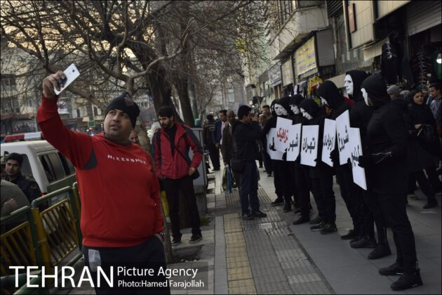 Iranians Running 'No to Road Accidents' Campaign 19